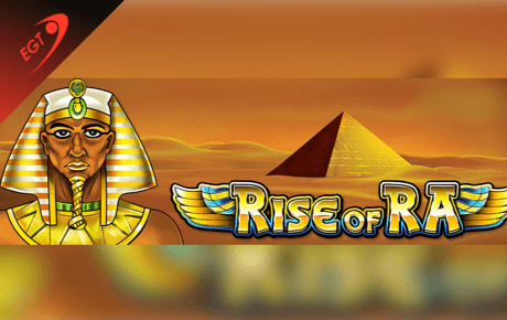 Rise Of Ra Machine à Sous
