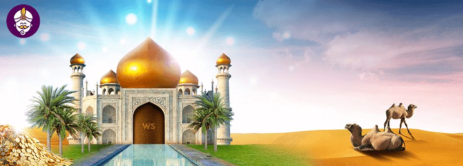 Wild Sultan Casino Welcome bonus 100% Jusqu'à €500 + 20 Free Spins